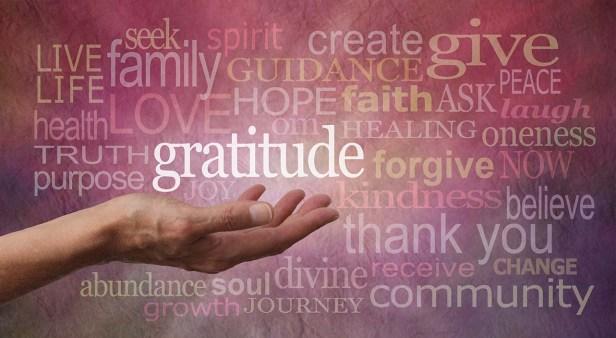 gratitude small