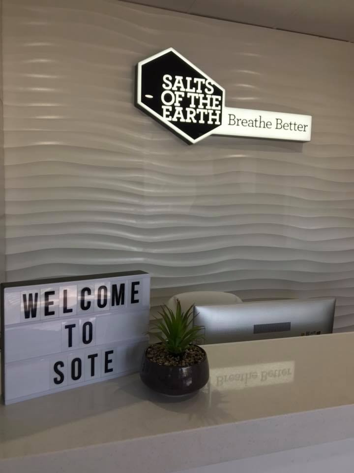 Salt Therapy: A review of Salts of the Earth, Penrith